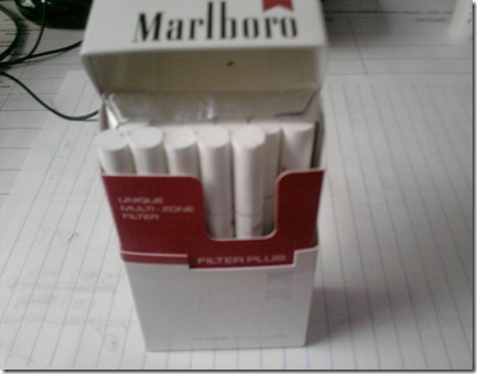 How to import cigarettes into Canada